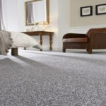 Living room carpet installation service