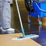 Cleaning Hospital Flooring
