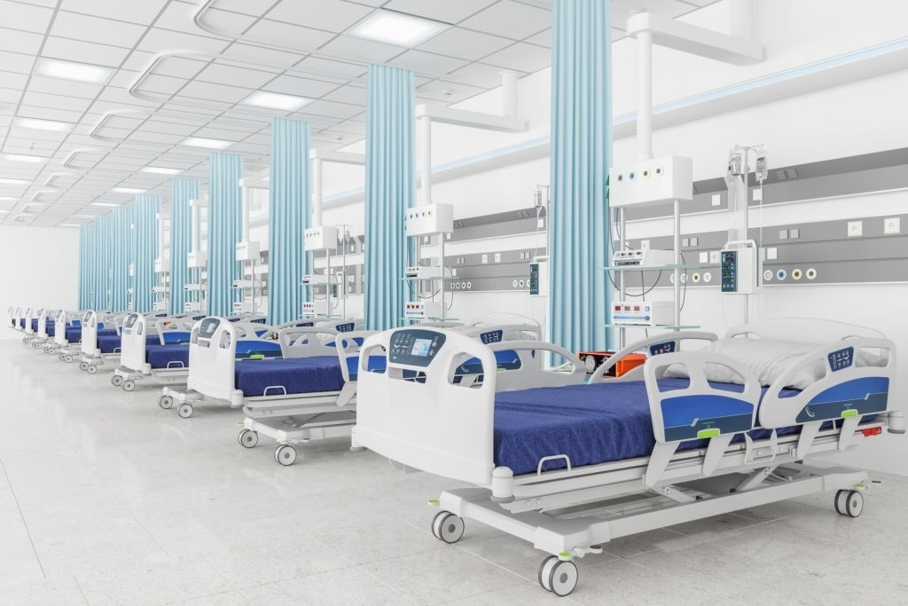Hospital Flooring in Dubai